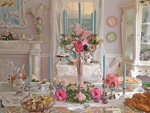 Ideas c mo decorar tu casa con el estilo shabby chic - Decorar estilo shabby chic ...
