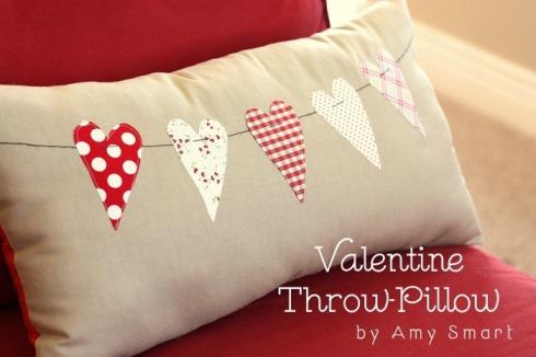 Cojín de San Valentín