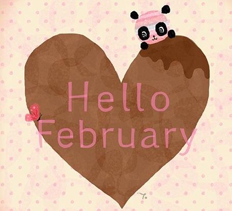 Holi Febrero