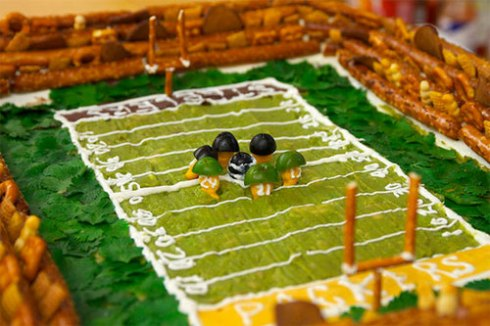 edible stadium