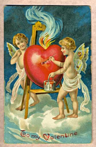 tarjeta de 1909
