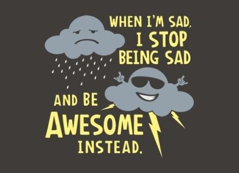 sad and awesome