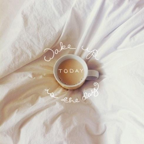 wake up darling