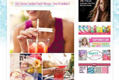 hostess blog
