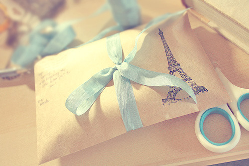 pretty envelope
