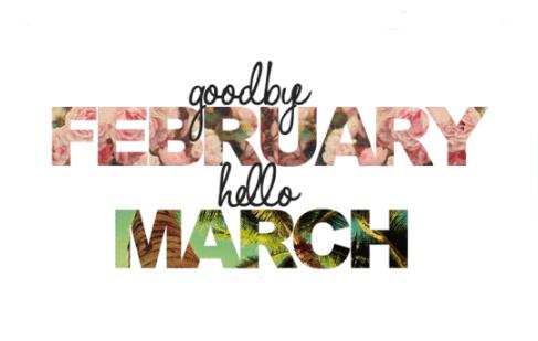bye february