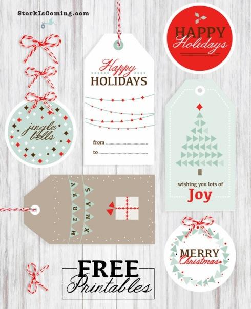 etiquetas de navidad 8