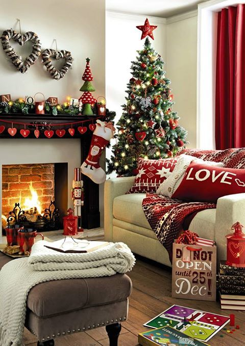portada decoracion navidad